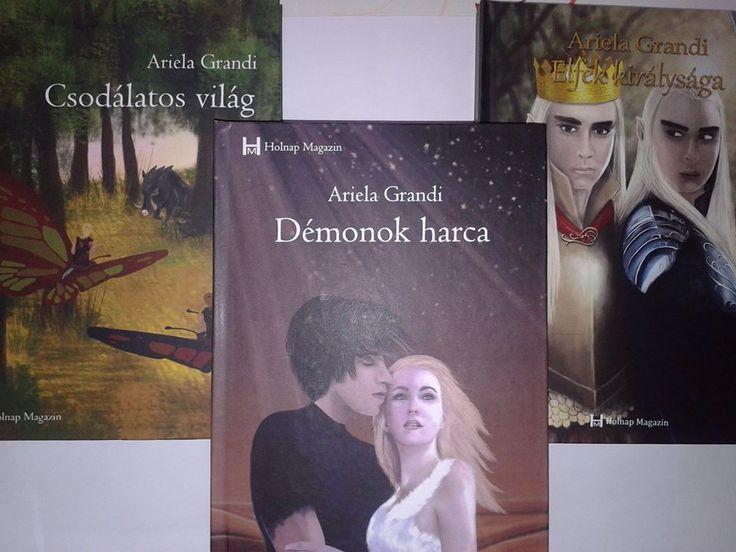 Aki átvezet minket tündérországon - interjú Ariela Grandival