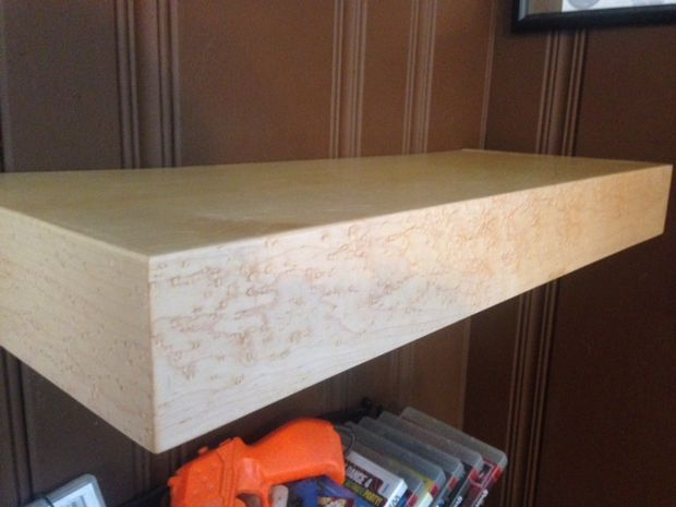 Hidden compartment shelf shelves hidden compartments for How to make a secret compartment in your wall