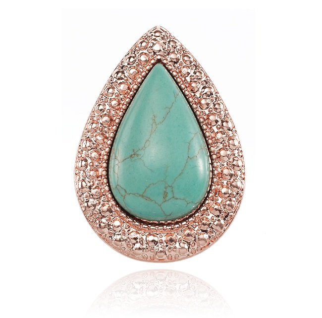 SAMANTHA WILLS - BOHEMIAN BARDOT RING - TURQUOISE - just bought this for myself :)