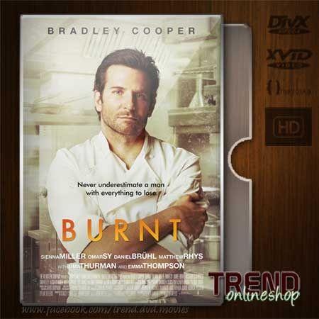 Burnt (2015) / Bradley Cooper, Sienna Miller / Comedy, Drama / Ind / 1080p   #trendonlineshop #trenddvd #jualdvd #jualdivx