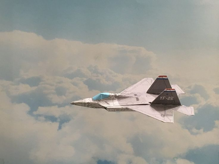 4D model of YF-22 Stealth aircraft, the 5th generation fighter. And documentary video of F-22.