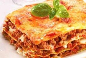 İtalyan Mutfağı Lazanya tarifi