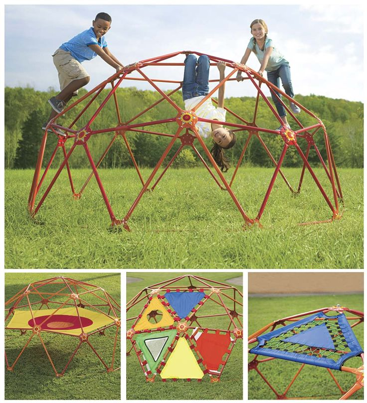 Best Of Dome Jungle Gym