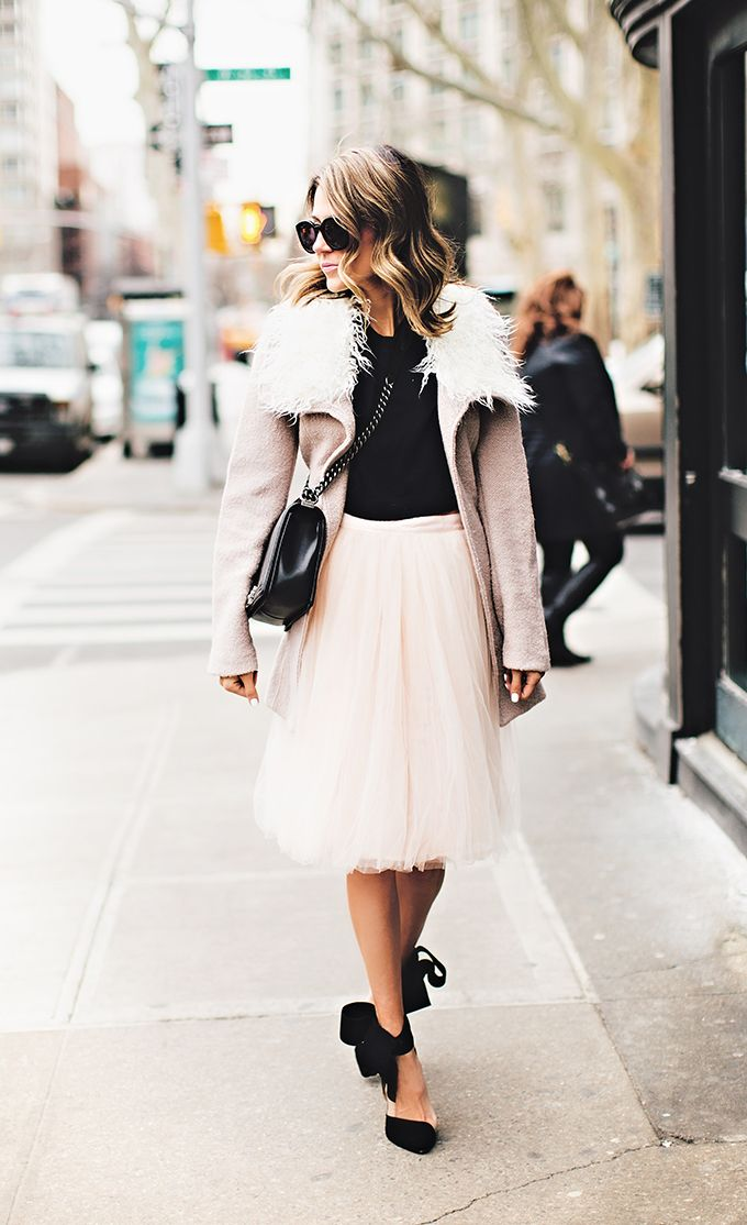 nyfw sophisticated or girly