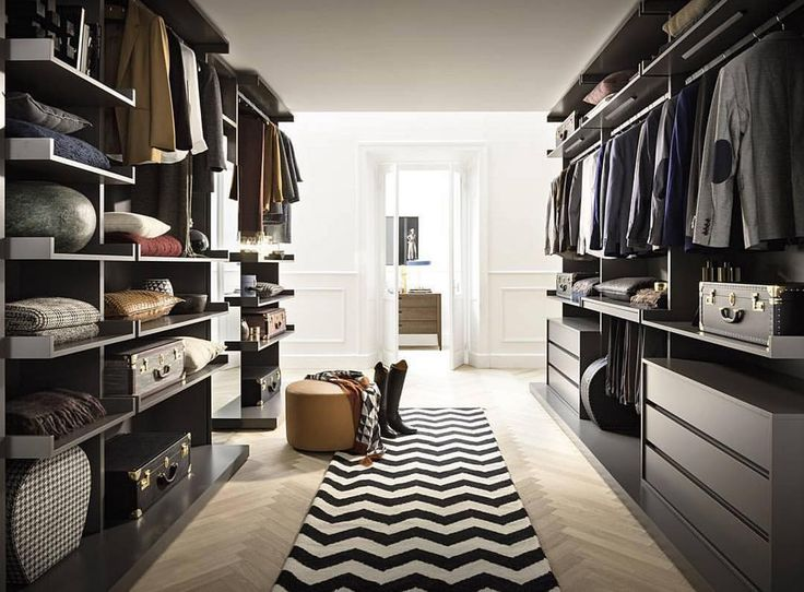 Incroyable While Closets Are A Staple Of Any Modern Master Bedroom Design, The Walk In  Closet Is A Very Practical Addendum To Any Luxury Home And An Essential  Division ...