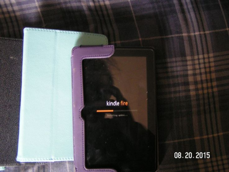 Amazon Kindle Fire 1st Generation 8GB, Wi-Fi, 7in LOT OF 5  sold  AS IS #Amazon