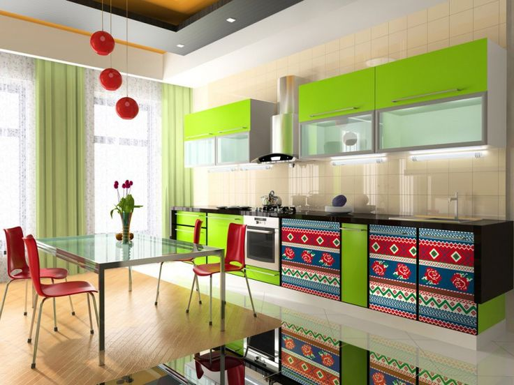 3 Brilliant Tips of Kitchen Ideas for Small and Spacious Space