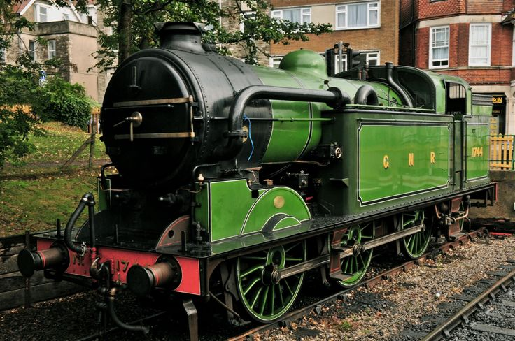 Swanage railway.