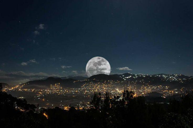 Supermoon Baguio