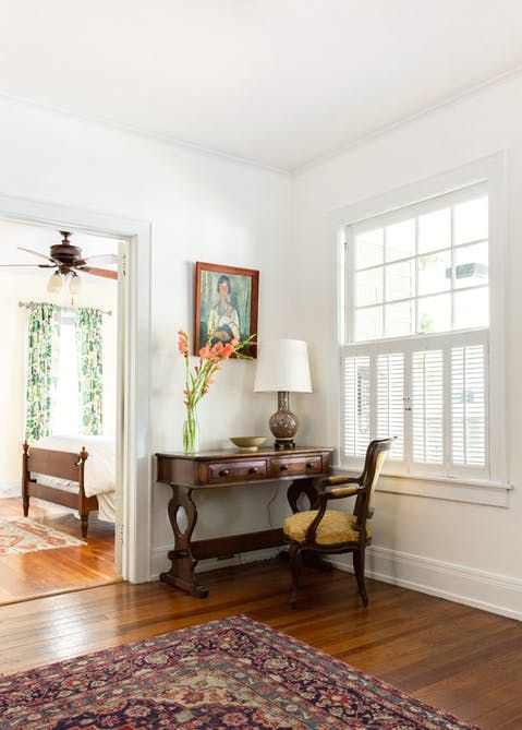 """Charming details abound in this remodeled 1920s """"Kit House"""" (like built-ins, a breakfast nook and a drool-worthy sunroom). Most impressive of all: This house doesn't waste an inch."""