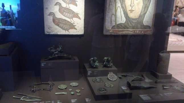 El Ajuar de Fuentespreadas recupera su sitio en el Museo Arqueológico Nacional - La Opinión de Zamora