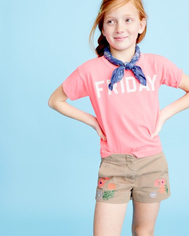 Girls' Clothing, Fashion & Apparel : Looks We Love   J.Crew