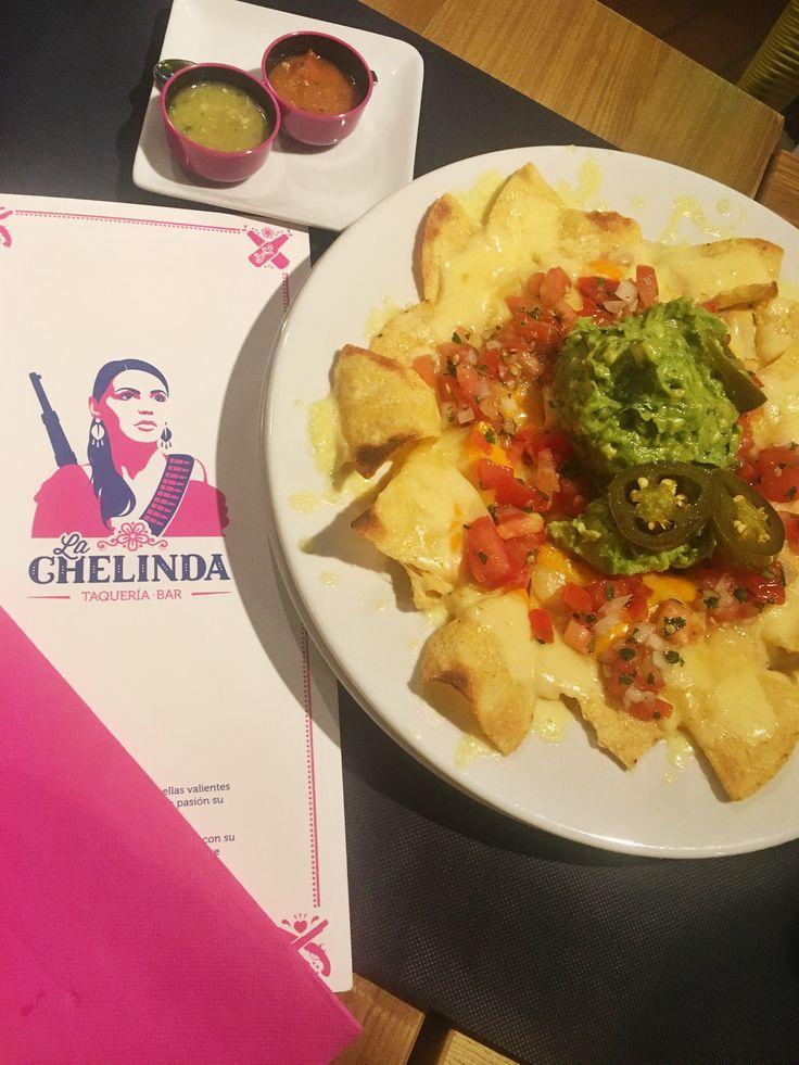 La chelinda (restaurante Mexicano) Madrid