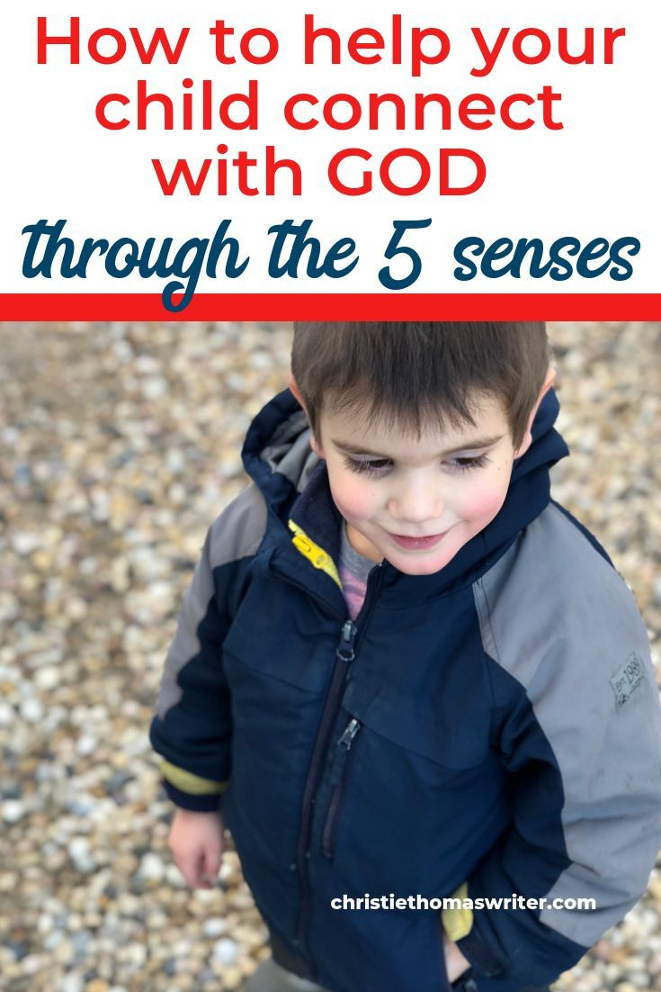 Helping Our Kids Engage God With All 5 Senses | Family Fun