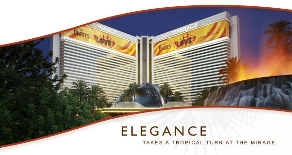 Staying at the Mirage with the Vegas Race.  Taking the Yoga Among The Dolphins class.  MUST.  DO.
