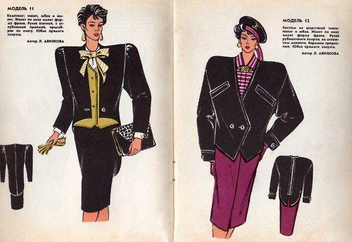 Soviet Kyiv Fashion (1987)