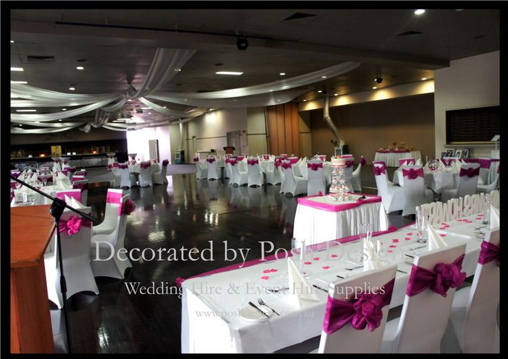 #Pink sashes #Pink bridal skirting - #wedding and #event #theming available at #poshdesignsweddings - #sydneyweddings #countryweddings #southcoastweddings #wollongongweddings #ruffledsashes #weddingsashes All stock owned by Posh Designs Wedding & Event Supplies – lisa@poshdesigns.com.au or visit www.poshdesigns.com.au or www.facebook.com/.poshdesigns.com.au #Wedding #reception #decorations #Outdoor #ceremony decorations #Corporate #event decoration #Fundraising event decoration #graduations