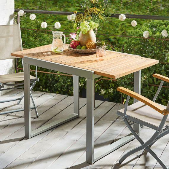 Outdoor Balkontisch Capri Balkontisch Tisch Und Ausziehtisch