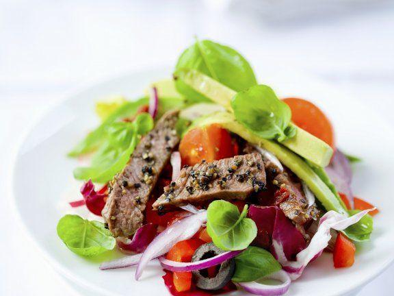 Bunter salat translation