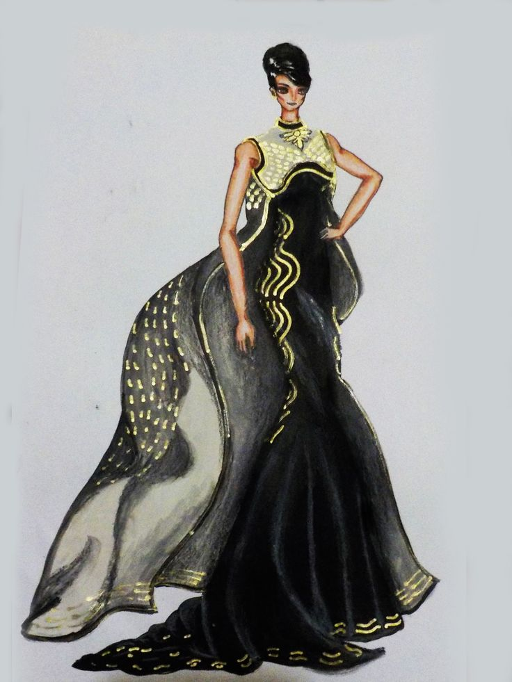 #fashion #fashion design #fashion illustration #fashion sketch  #fashion sketches
