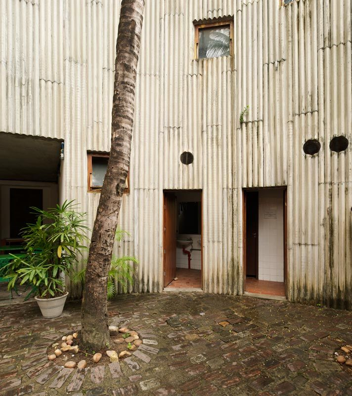 Casa do Benim by Lina Bo Bardi