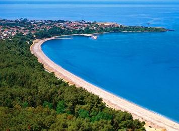 Mytikas Beach, Preveza