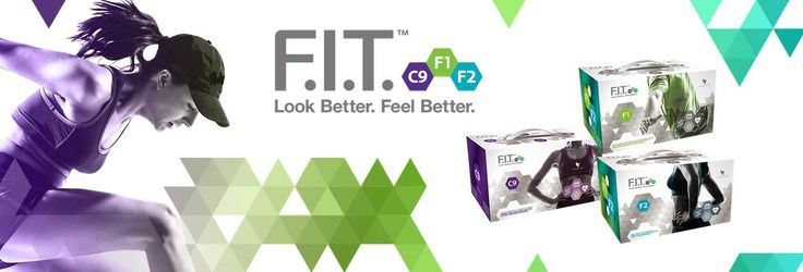 FINALLY! We can announce what we have been SO excited about. The revolutionary new product that has been changing lives, inspiring the executives, and what we know will change the business for our Distributors! A product based on a healthy lifestyle and a healthy look! Introducing: F.I.T!  Look Better Feel Better
