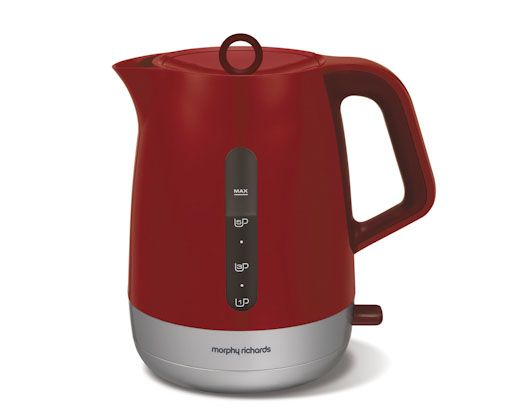 Chroma Jug Kettle (Red) http://www.morphyrichards.co.za/products/chroma-cordless-red-kettle-101209