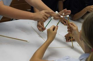 Odyssey of the Mind challenge - teamwork, building, challenges, aesthetics