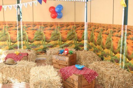 Cowboy Party - Charlie turns 2!