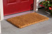 Kempf Natural Coco Coir Doormat, 18 by 30 by 1-Inch