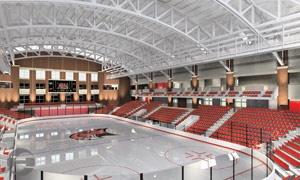 Steve Cady Arena at the Goggin Ice Center (Miami University Hockey)