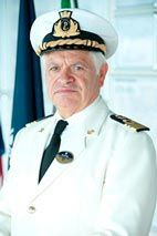 Captain Ferdinando Ponti: Started his MSC career with MSC Cargo in 1982 with the rank of first officer. He was given his first command of MSC Cargo vessels four years later in 1986, and went on to command these vessels for 21 seasons. Captain Ponti is in his 12th season of commands on MSC passenger vessels, of which three have been the largest class, Fantasia. Captain Ponti has commanded all classes of the MSC Cruises' fleet, apart from MSC Melody. (updated: 2012)