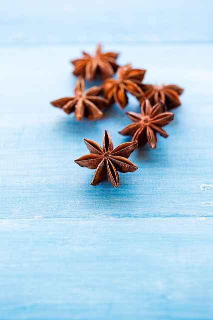 ... olie.... on Pinterest | Wood spoon, Infused olive oils and Star anise