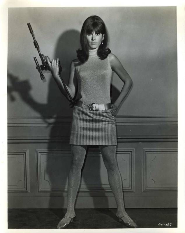 The Girl From Uncle , Stephanie Powers