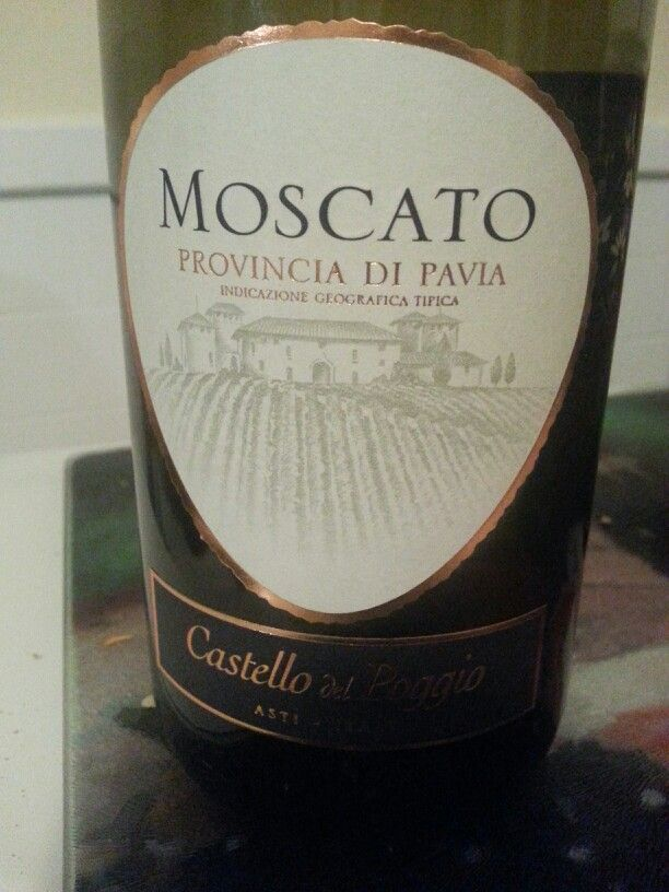 Awesome moscato