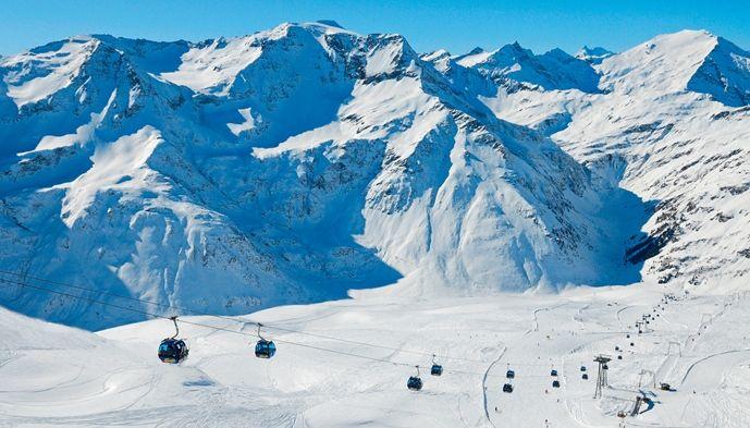 Sportgastein i Österrike