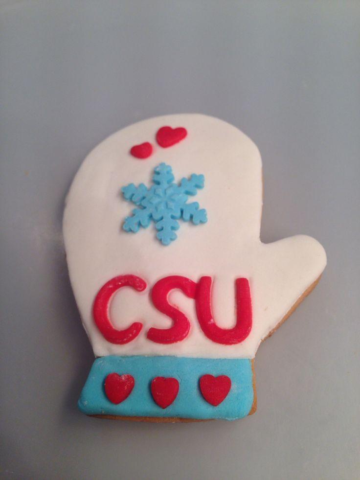 Sugarpaste newyear cookies...