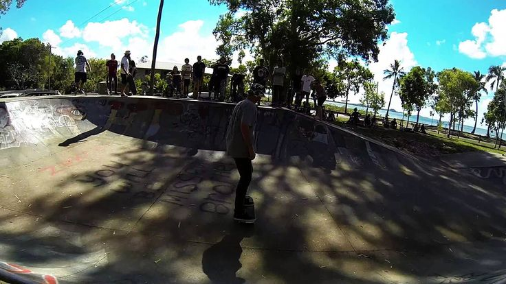 Local video taken by the Sk8ters from the local area, showcasing a mini event they ran themselves in 2014
