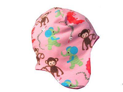 5 Minuten Mütze + Schal
