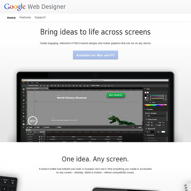 Web Designer by Google