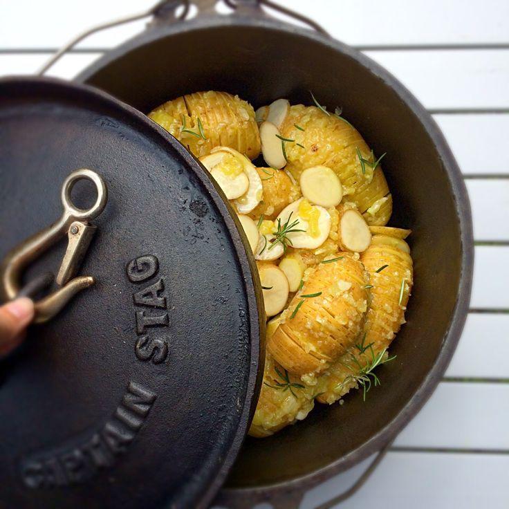 「ダッチオーブン」で作る話題のマンネリ解消料理レシピまとめ
