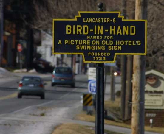 Bird-In-Hand Pennsylvania in Lancaster County.: Lancaster Country, Amish Lancaster, Amish Country, Pennsylvania Dutch, Dutch Country, Favorite Places Pennsylvania, Birds In Hands Pennsylvania, Country Pennsylvania, Birds In Hands Pa