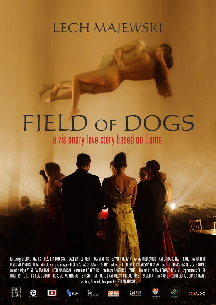 Lech Majewski | Field of Dogs | Poster
