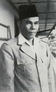 Teuku Daud Beureueh : Military Governor of Aceh, Langkat and Karo
