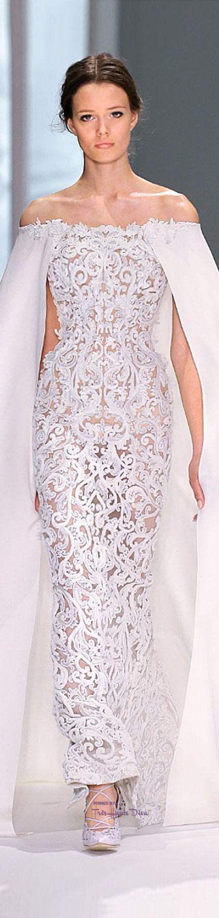 Ralph & Russo Spring 2015 Couture ♔THD♔ jαɢlαdy
