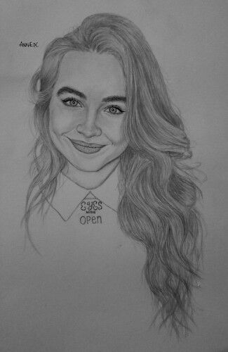 Pin by sueellen stropes on amazing drawings   Sabrina ...