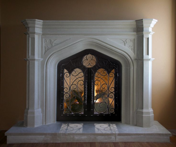 41 best Arched Mantels images on Pinterest | Fireplace ideas, Home ...