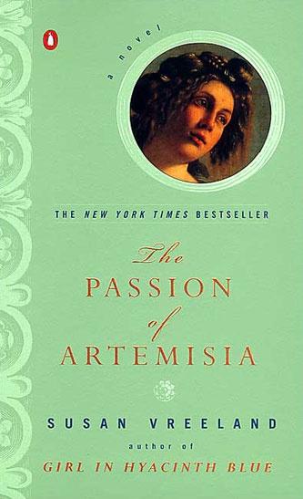 enthralling story of the painter Artemisia Gentileschi.