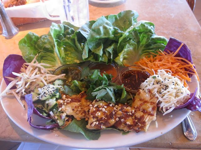 Copycat Recipes: The Cheesecake Factory Thai Lettuce Wraps!